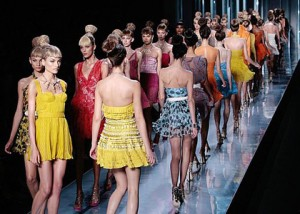 fashion week parigi 2013