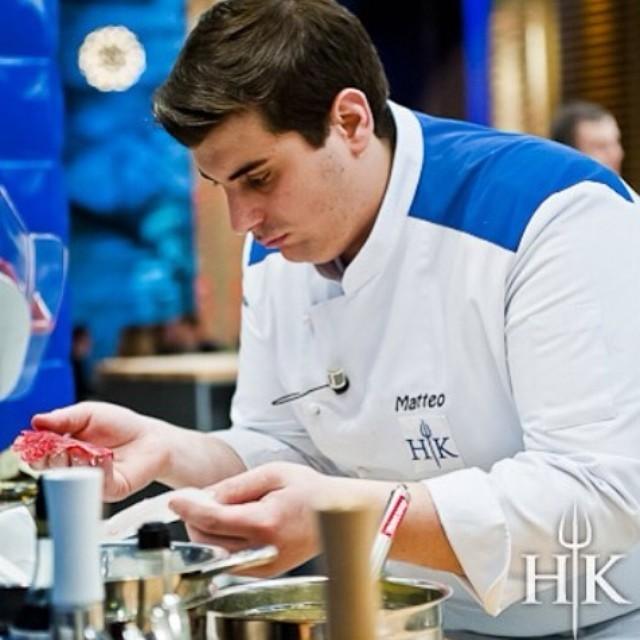Matteo Kitchens: Hell's Kitchen Con Carlo Cracco, Si Cercano Concorrenti