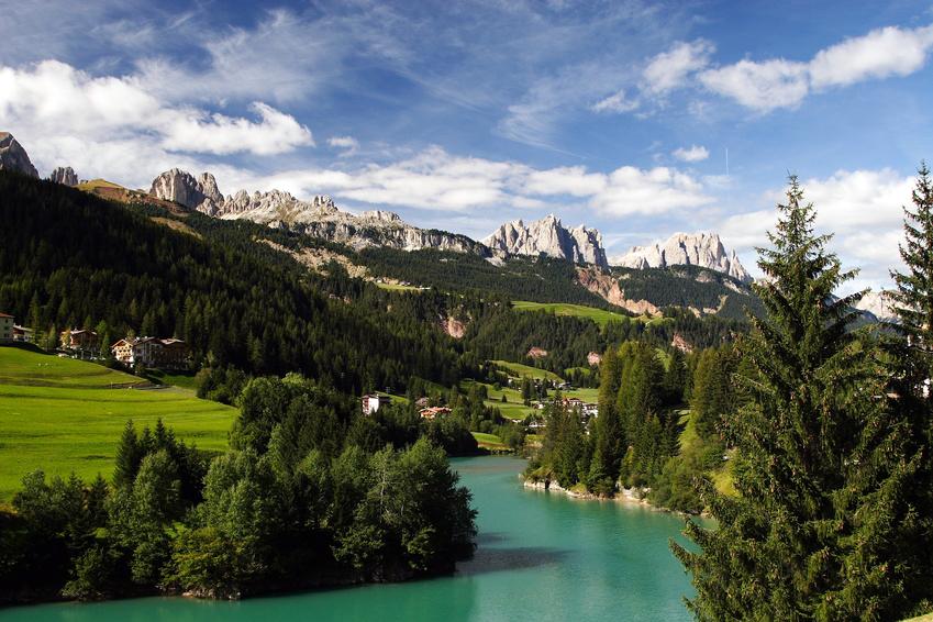 Val di Fassa, Trentino