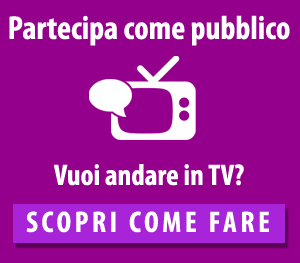 Partecipa come pubblico