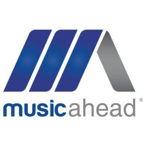 logo music ahead