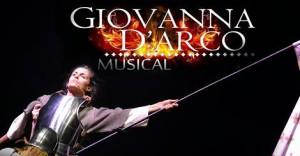 Giovanna D'Arco il musical