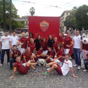 AS Roma Ambassador