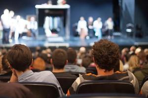 pubblico teatro