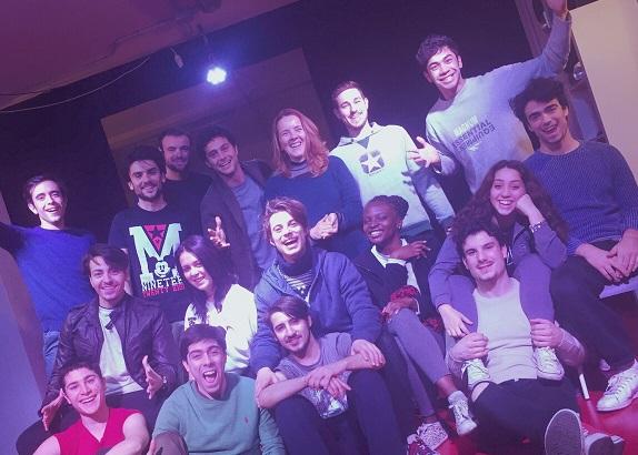 Centro Studi Acting classe 20152016