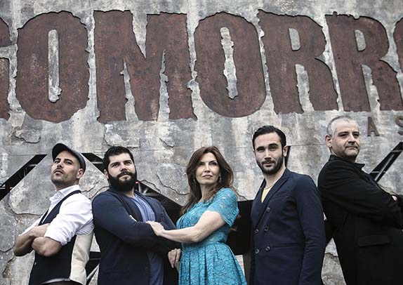 Tv: 'Gomorra - La serie';