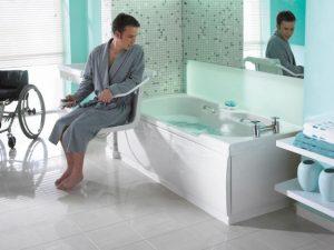vasche bagno per disabili