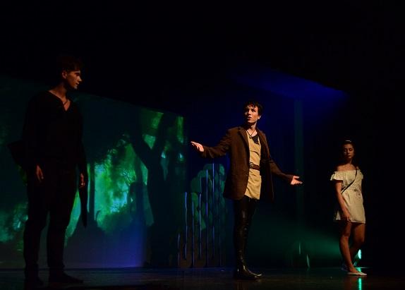 casting teatro Milano