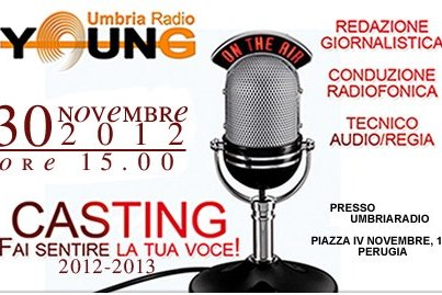 Umbria Radio Young 2012-2013
