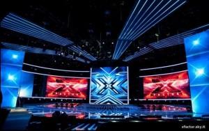 x factor 7-studio-arena