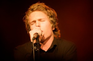 Petter_Tørdal,_vocalist_in_John_Snow