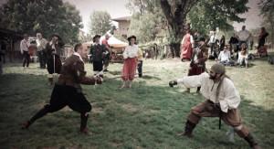 Workshop Attori in costume medievale