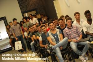 Candidati Casting Milano management