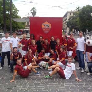 AS Roma Ambassador