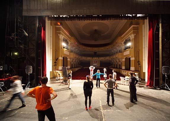 casting teatro