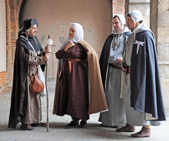 Comparse Medioevo
