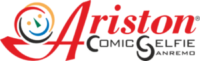 Logo Ariston comic Selfie
