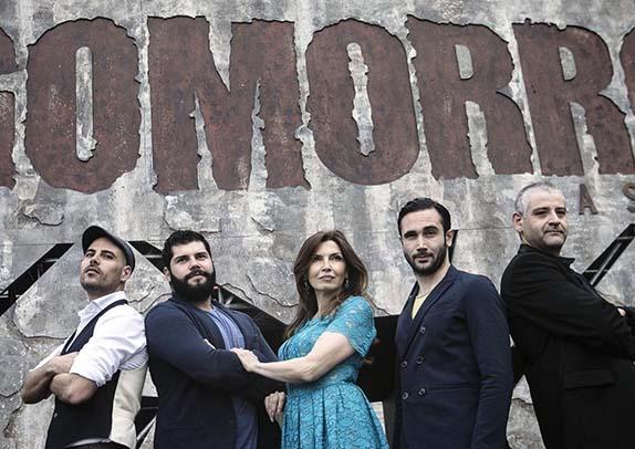 Tv: 'Gomorra - La serie';