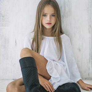 Kristina-eyes modella