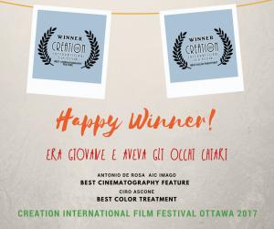 premi cinemafiction