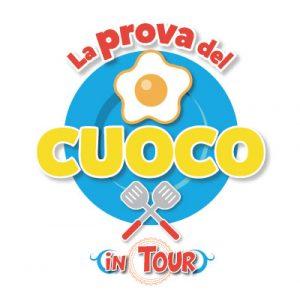 Logo La Prova del cuoco in Tour