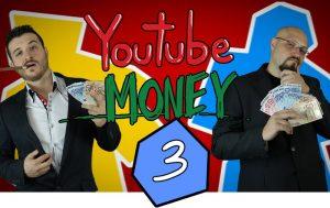 youtube money TERZA-stagione
