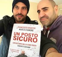 Francesco Ghiaccio e Marco D'Amore