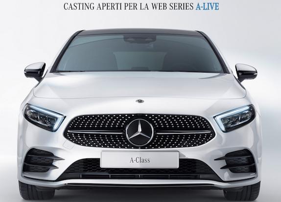 Web serie Mercedes