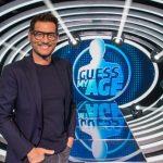 """Enrico Papi e la trasmissione """"guess my age"""""""