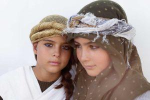 bambini arabi