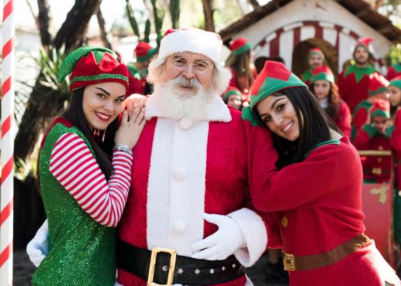 Babbo Natale cercasi per il centro commerciale ...
