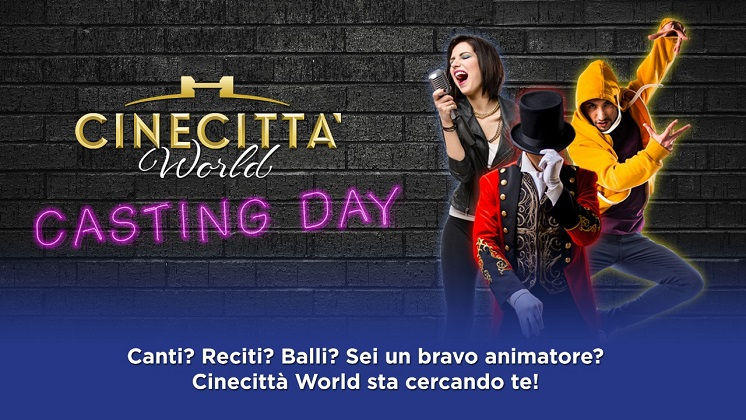Casting CinecittàWorld