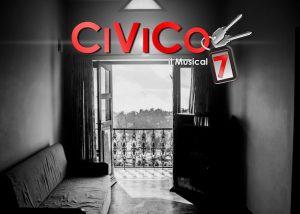 casting Civico 7 musical