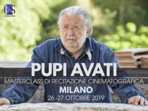 Flyer Pupi Milano 2019