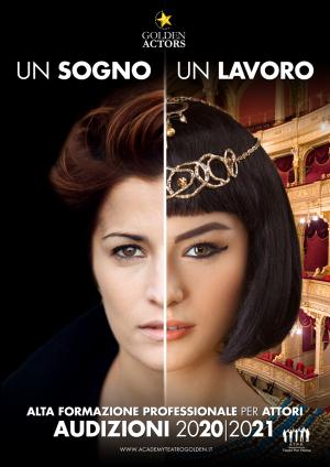 Audizioni_Golden Actors Roma