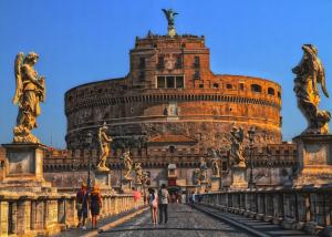 casting film a Roma