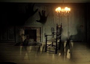 """A classic horror story"", figuranti"