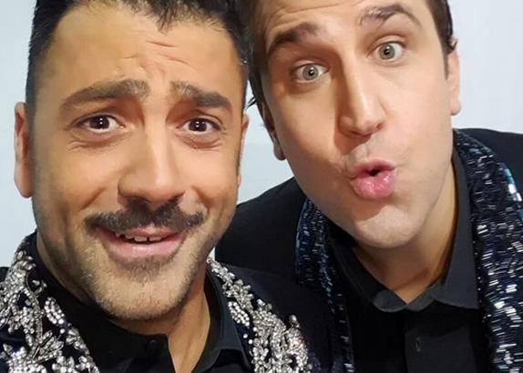 casting film Pio e Amedeo