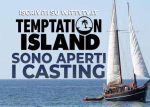 Temptation Island Vip casting
