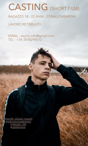 casting mediometraggio_ daylily