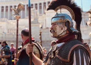 Casting costume Roma