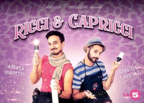 Ricci&Capricci casting piccoli ruoli
