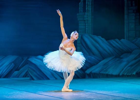 ballerina danza classica a Roma