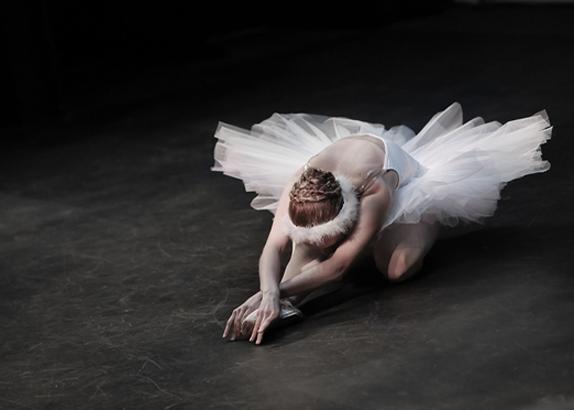 attrice ballerina per prodotti online