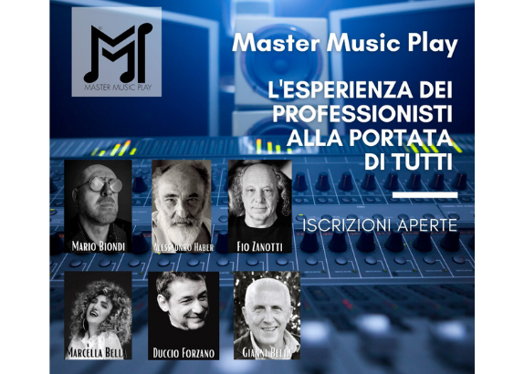 Accademia Master Music Play