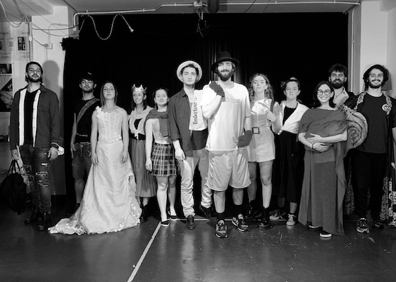 workshop centro studi acting Roma