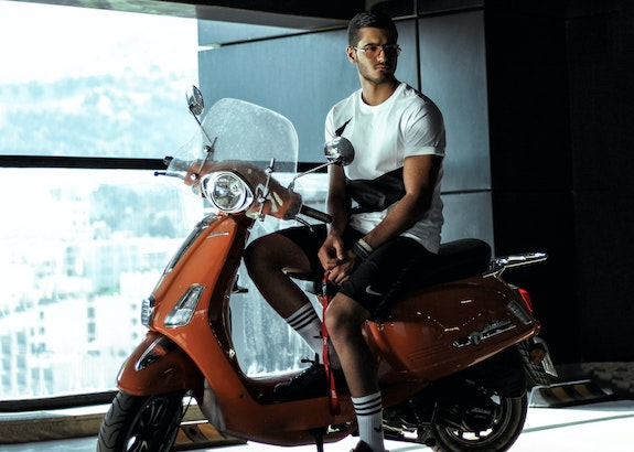 casting ragazzo scooter